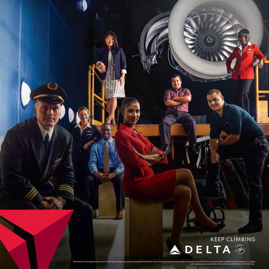 Delta Airlines Begins Program Offering SkySpas to Employees in ...