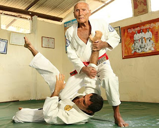 Braziliaans Jiu Jitsu (BJJ) in Lelystad