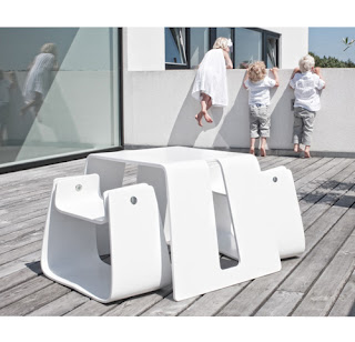 Stool Set by Leander mobiliari infantil