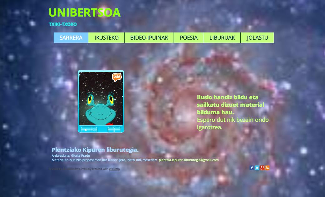 http://plentziakipurenlibur.wix.com/unibertsoa-txiki