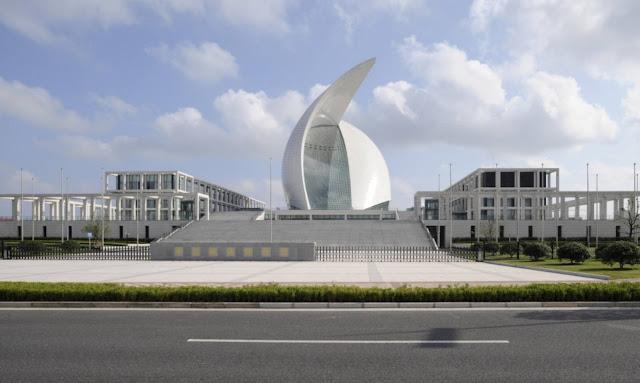 03-Maritime-Museum por gmp Architekten-