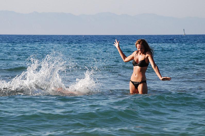 porų fotosesija graikijoje