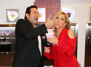 Paul Nassif and Adrienne Maloof divorce