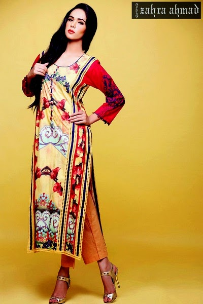 Designer Eid Collection for Girls