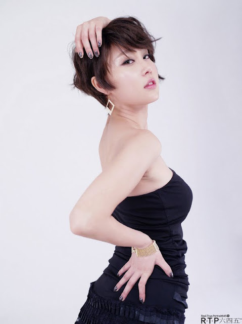 Korean Model Hwang In Ji