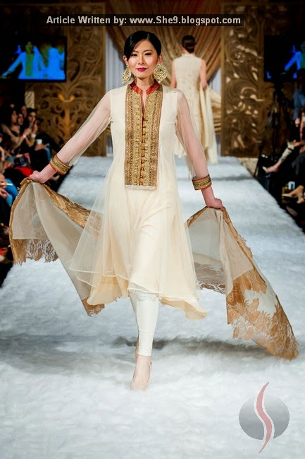 Pakistan Fashion Week London 2015 - PFW 7