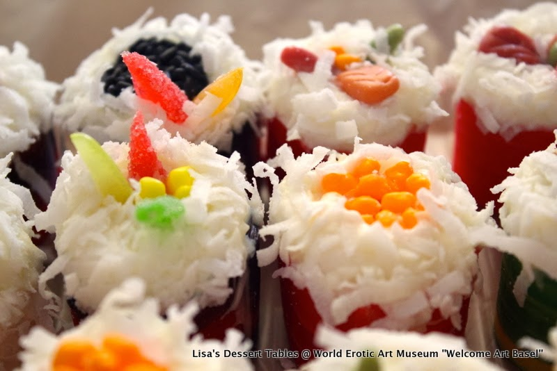 From Candy Sushi And Marshmallow Sushi Rolls To Rice Crispies Sashimi And Solid Chocolate Caviar Sushi Rolls Our Sushi Desserts Were Made With Only The