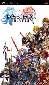 Dissidia - Final Fantasy - PSP - ISO Download
