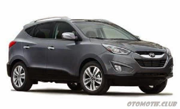 Hyundai Tucson Terbaru