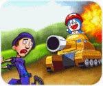 Doremon và xe tăng thiết giáp, game hanh dong