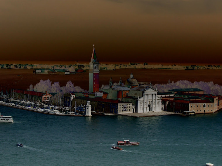 Island off of Venice
