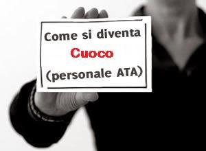 Personale ATA  - Cuoco