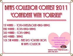 BIFAS COLLEZION 2011 CONTEST
