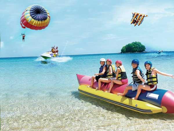 Liburan Bali dengan Keluarga