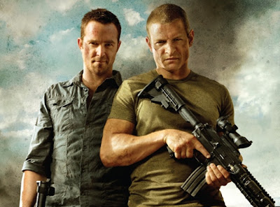 Tercera temporada Strike Back