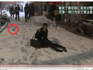 東京跌倒妹