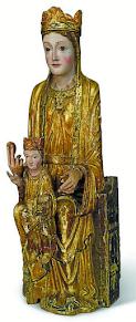 La Virgen de Salinas de Ibargoiti