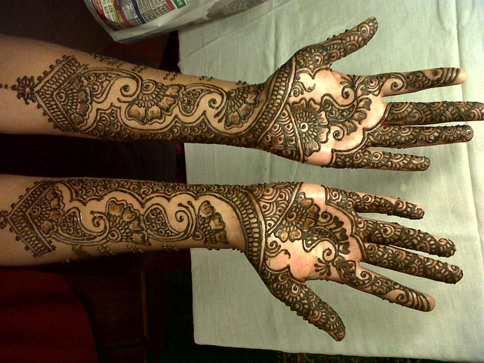 Mehndi Wale Hands : Best mehndi designs for different occasions new
