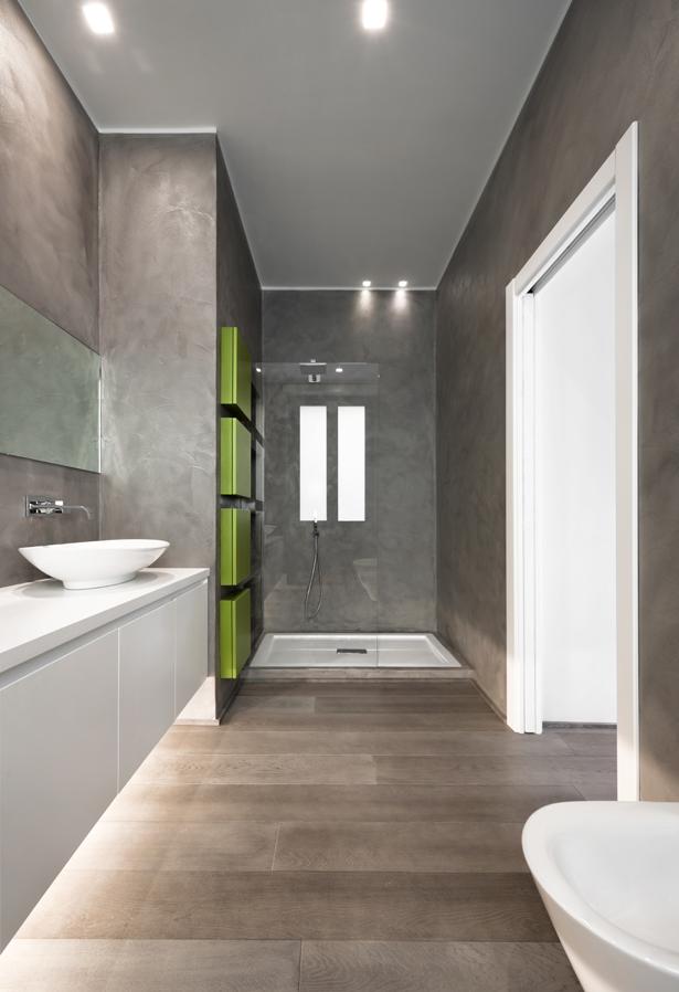 L 39 insostenibile leggerezza dell 39 abitare carola vannini for Grey and beige bathroom ideas