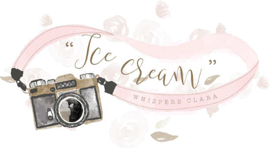 """Ice Cream"" whispers Clara 