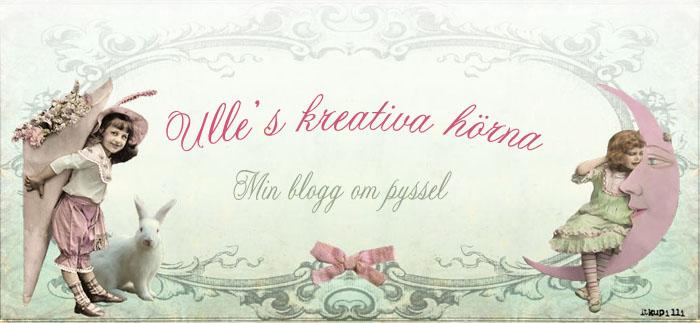 Ulle's kreativa hörna