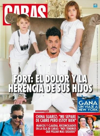 La muerte de Fort, tapa de las revistas 0001372225