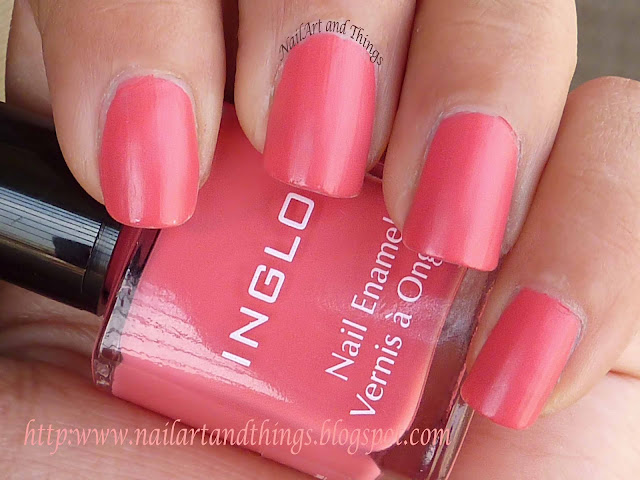 Inglot nail polish 720
