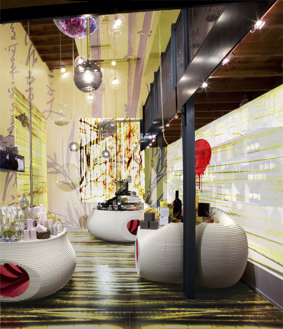 Bernasign: Boutique design ideas - with my works