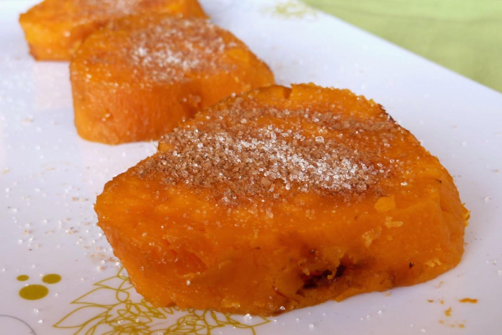 Amazing Boniatos Asados Con Canela Y Azúcar