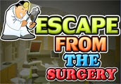 123bee Escape from the Surgery Walkthrough