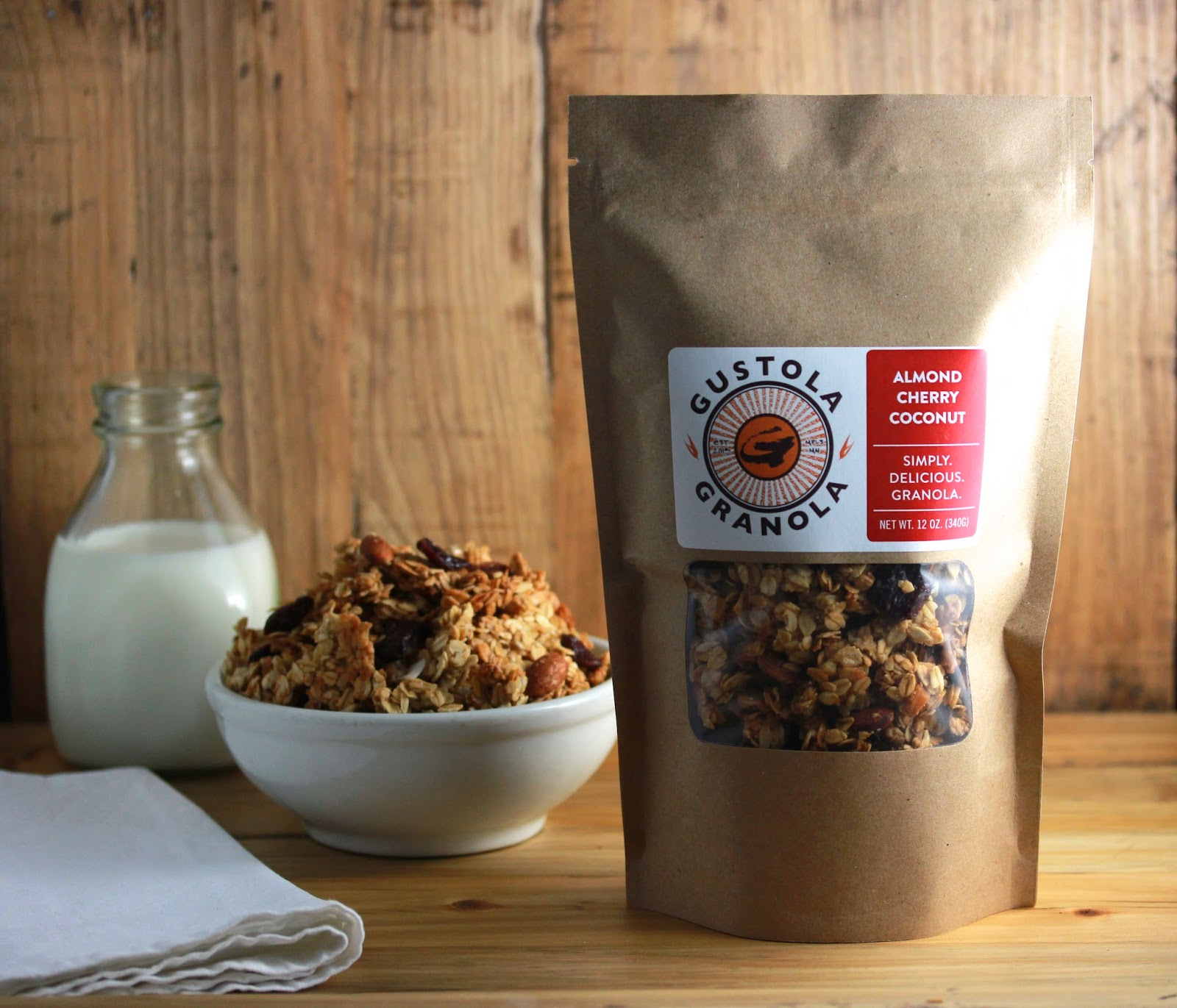 The Best Granola I Didn't Make | CrunchyGooey