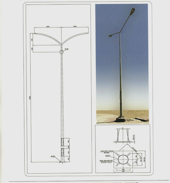 Light Pole Definition: OIL AND GAS ELECTRICAL AND INSTRUMENTATION ENGINEERING: 10