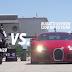Από τη μία ένα από τα ισχυρότερα αυτοκίνητα παραγωγής, με απόδοση 1.200 ίππων και από την άλλη το π...