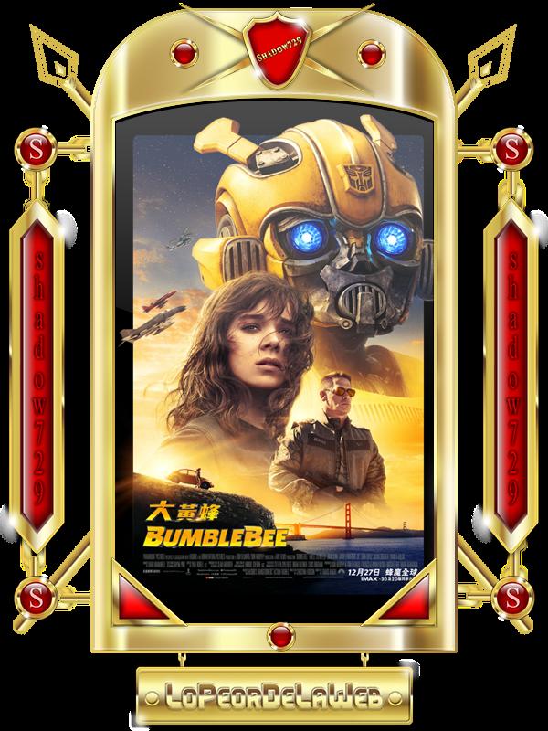Bumblebee (2018) 720p H264 Dual [Liviana]