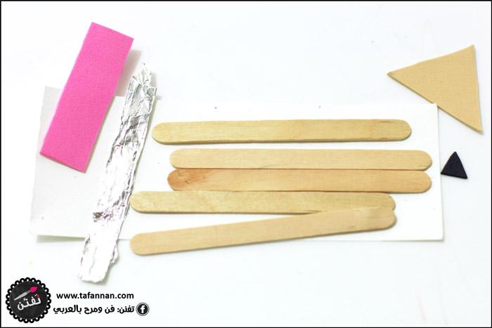 أجزاء صنع قلم أول نشاطات العودة إلى المدرسة back to school activities