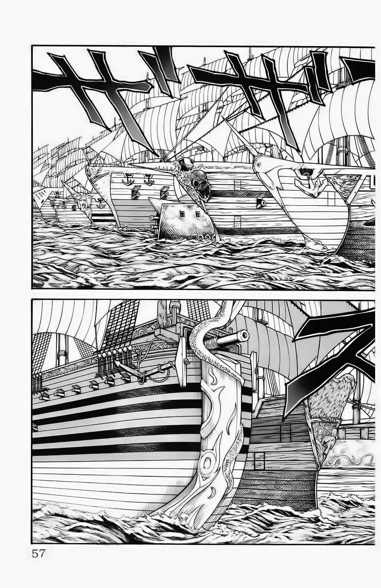 Vua Trên Biển – Coco Full Ahead chap 225 Trang 10 - Mangak.info