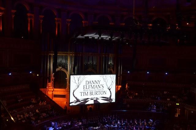 Danny Elfman Royal Albert Hall