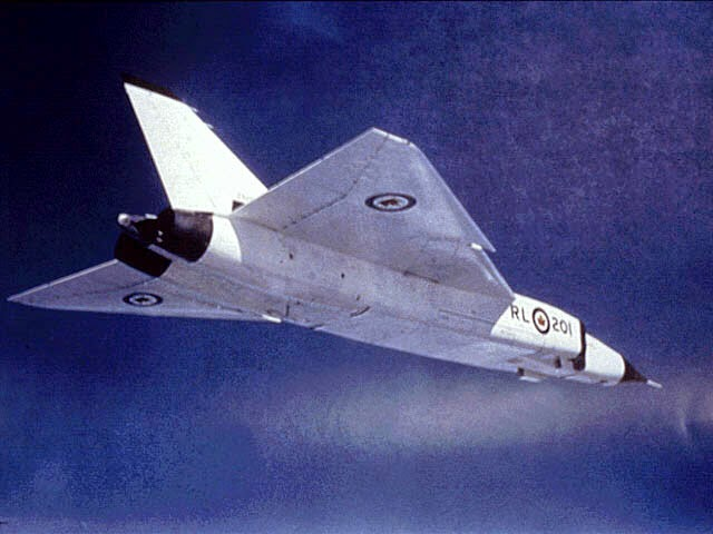 Avro Arrow. Canada can do awesome stuff when we put our minds to it.