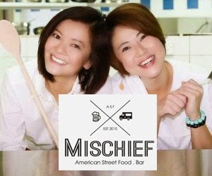 Cynthia Koh Ong Opens New Cafe - MISCHIEF at Esplanade