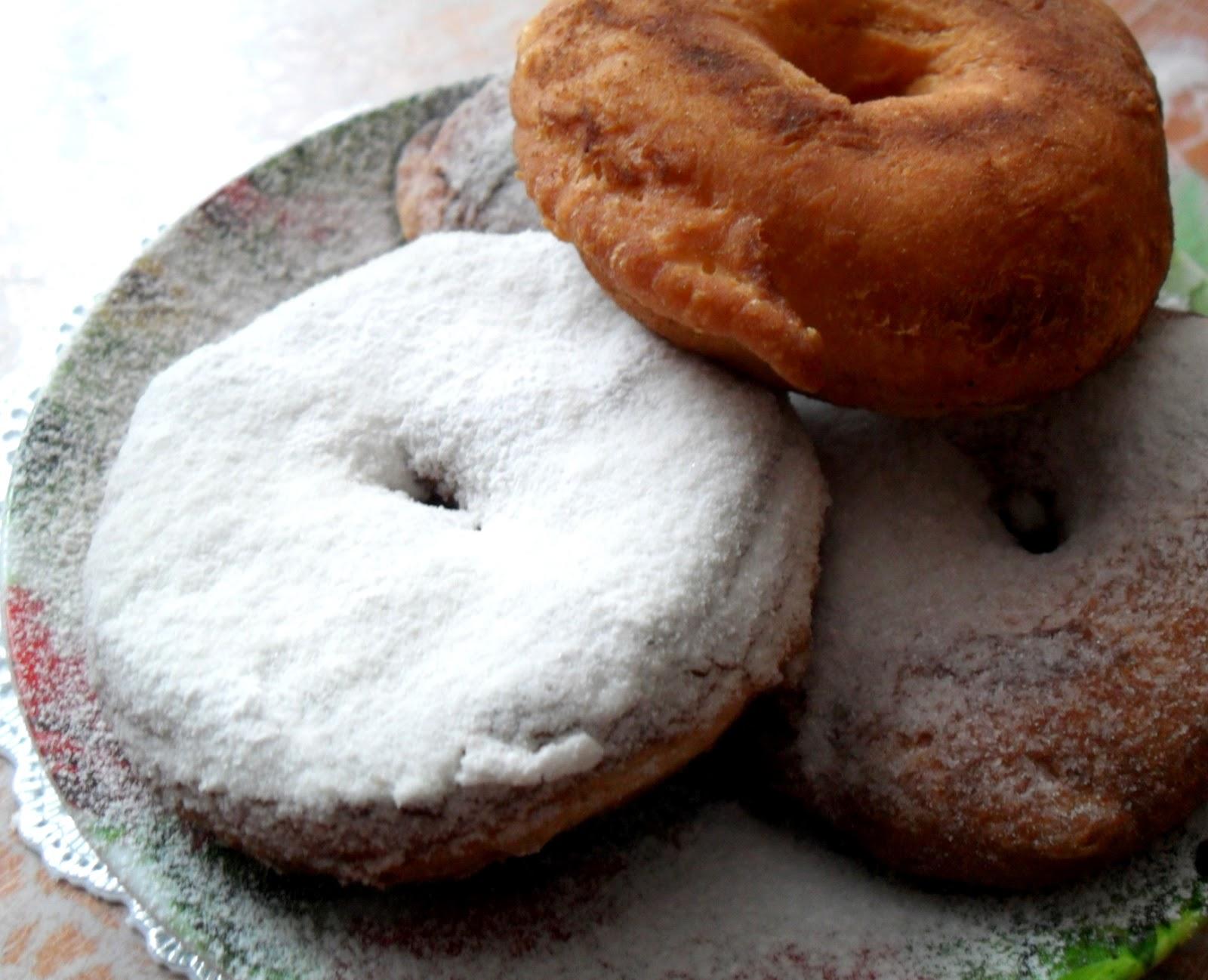 Пончики без яиц рецепт пошаговый с