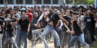 Kronologi Kerusuhan Antar Kampung di Lampung