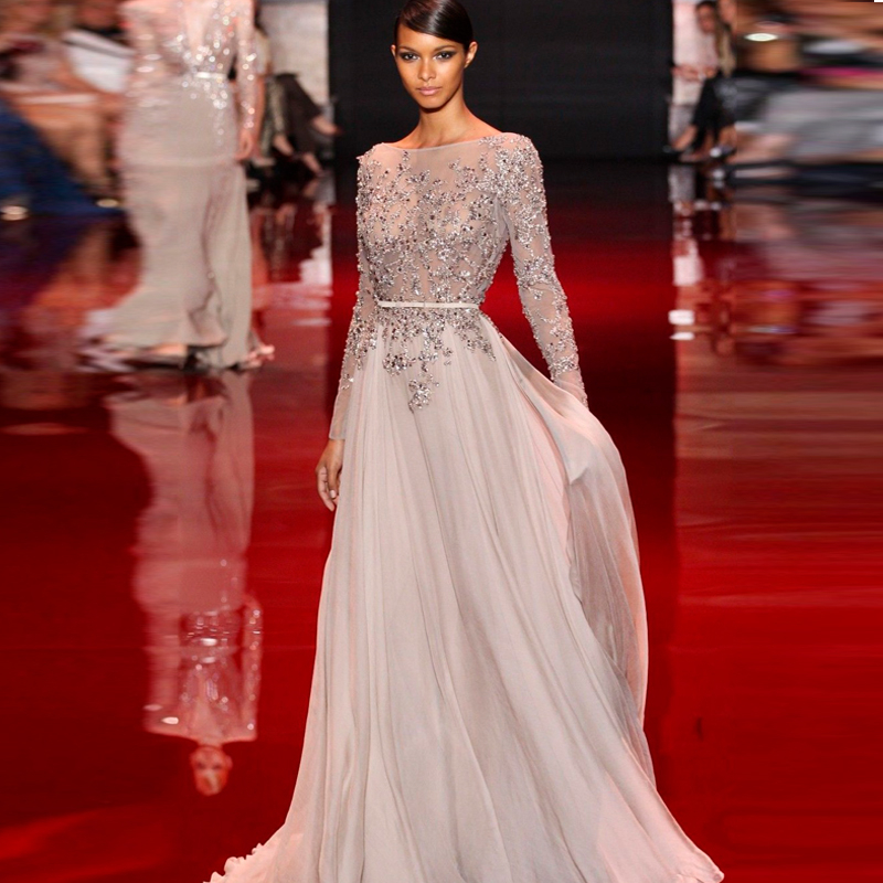 Elie Saab Evening Dresses 2016 | bridal fashion wedding ideas