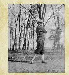 Harry Long of Columbus, Ohio 1936