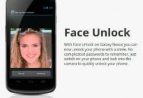 Face Unlock Ice Cream Sandwich Android Feature