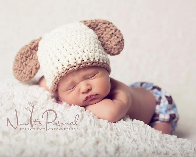 La première image de bébé