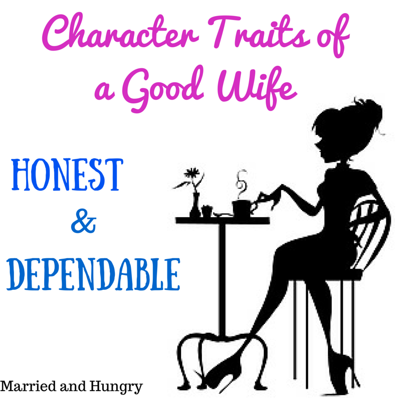 Character Traits of good wives, part 4