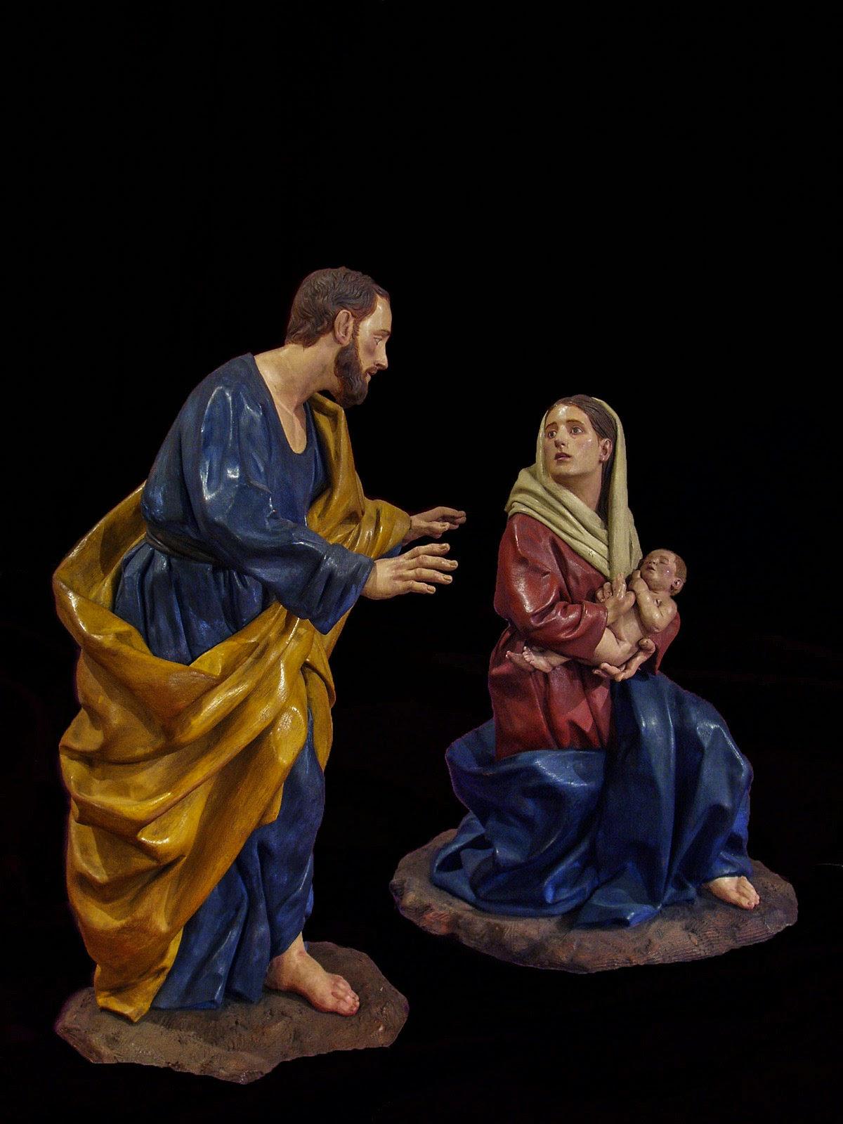 Nacimiento Belén Nativity krippe presepe Arturo Serra Barro 2