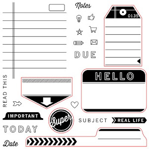 July Stamp of the Month: From the Notebook