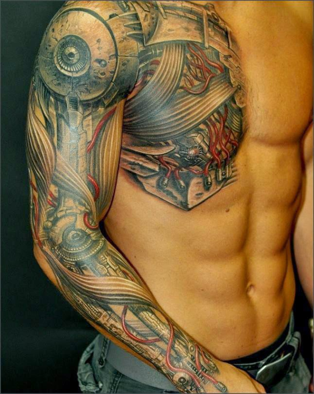Arm Tattoos Ideas for Guys
