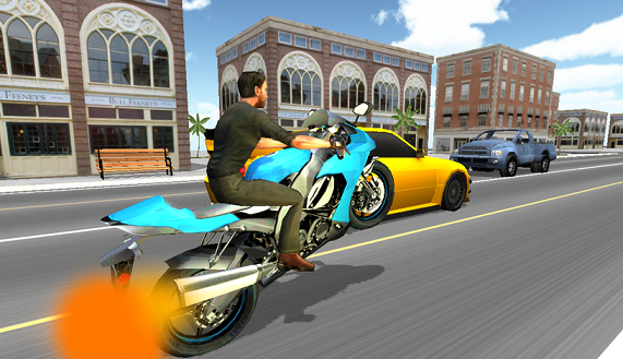 Download Moto Racer 3D Android Game APK (Game Balap Motor) Free 2015